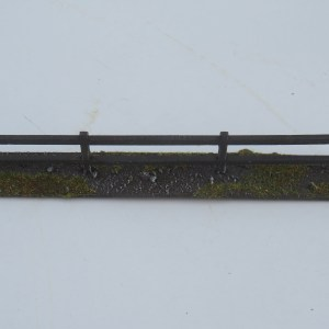 Corral Fence 28mm. 22mm high