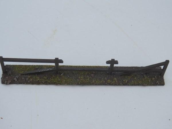 Corral Fence 28mm broken