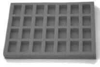 FOW Foam  Standard Size (40mm depth)