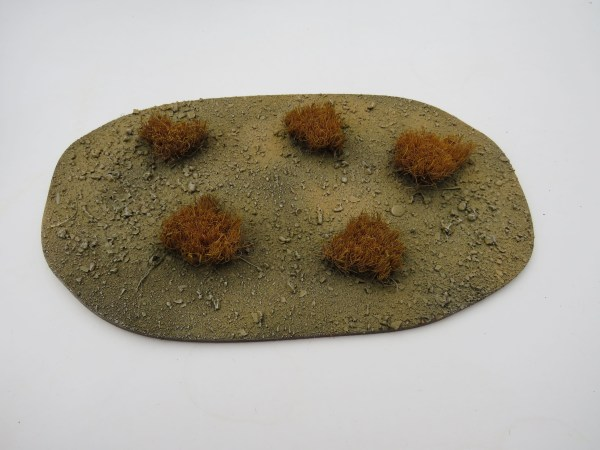 "Medium Scrubland 10""x 6"""