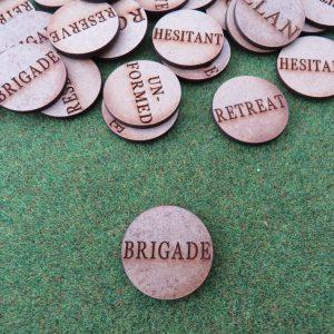 token General D'armee brigade