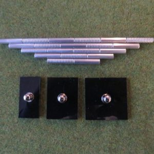 25mm DBM/15mm DBR measuring set