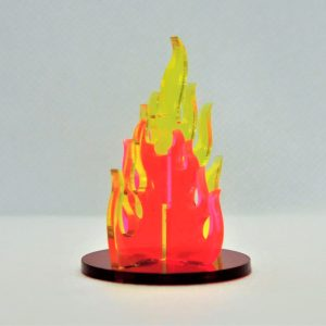 fire marker token