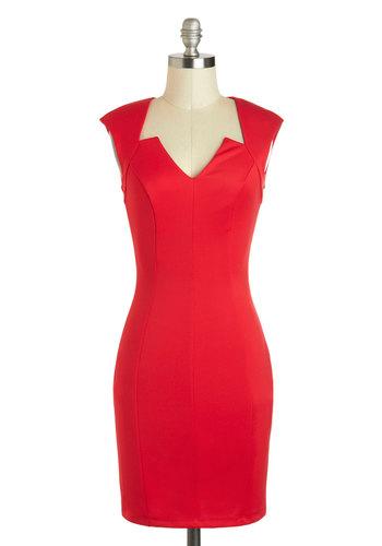 Downtown Denizen Dress from ModCloth - $47.99 #affiliate