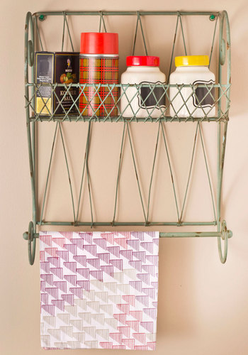 Shelf Improvement Wall Rack