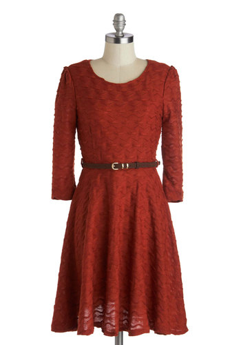ModCloth Frolicking Farm Dress