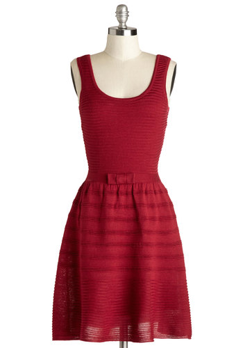 All Knit Long Dress from ModCloth - $48.99 #affiliate