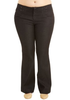 Glee for Yourself Jeans in Plus Size