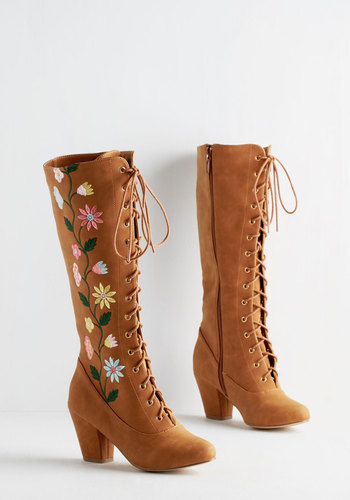 You Grow, Girl! Boot