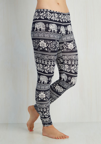 Wild About These Leggings