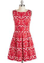 Dresses - Ain't We Haute Fun? Dress in Floral Flourish