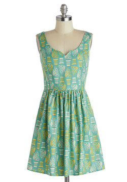 Soft Serving of Style Dress