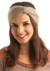 Get With Knit Head Scarf