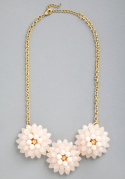 Blushing Blossoms Necklace