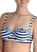 Sweet Skygazing Swimsuit Top in Additional Sizes