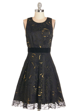 night of note dress (modcloth)
