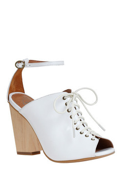 White and Shining Armor Wedge