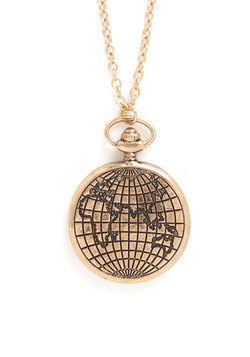 whirl traveler necklace (modcloth)