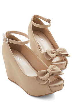 Heels - Pack on the Panache Wedge