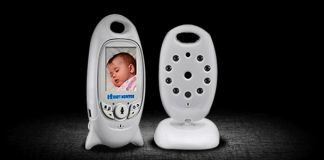 Mousand New Version Baby Monitor