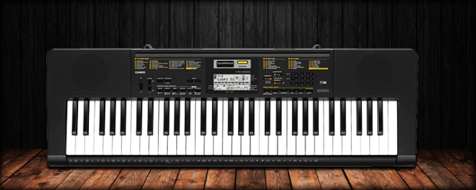 The Casio CTK 2400 61-Key Portable Keyboard Review