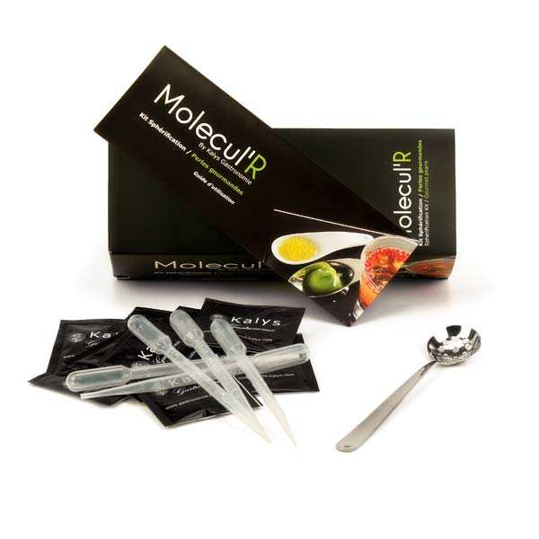 Kit Cuisine Moleculaire