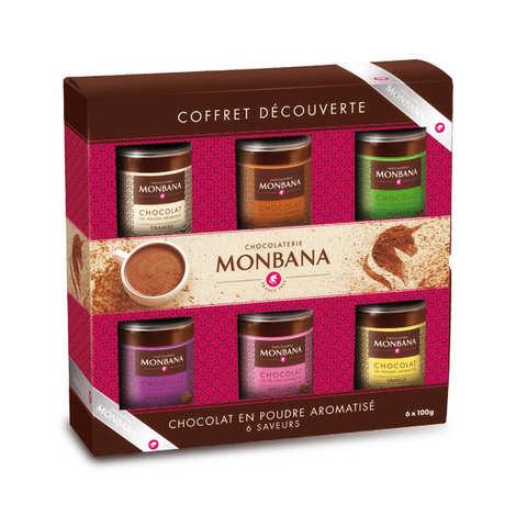 chocolat en poudre monbana chocolatier