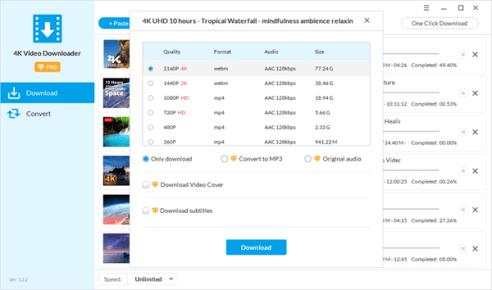 4k Video Downloader 4.15.1.4190 Crack + Serial Key {2021}