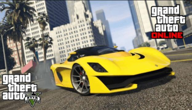 GTA 5 License Key with Full Crack Torrent Download