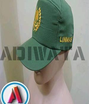 seragam lengkap hansip Topi