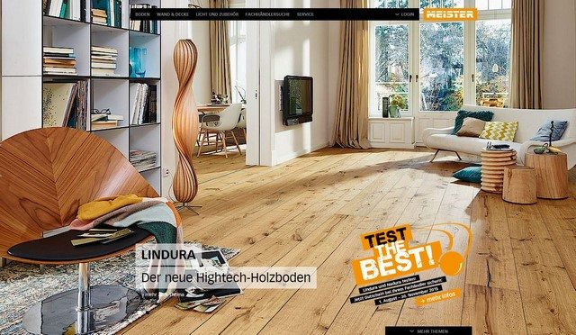 meister laminat test latest preis auf anfrage with meister laminat test fabulous meister. Black Bedroom Furniture Sets. Home Design Ideas