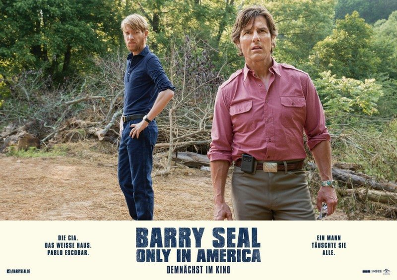 Barry Seal: Only In America