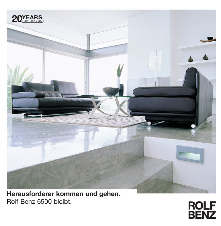 Rolf Benz Sessel 6500 Benz Sofa Rolf Fabulous Nova With 6 Sale