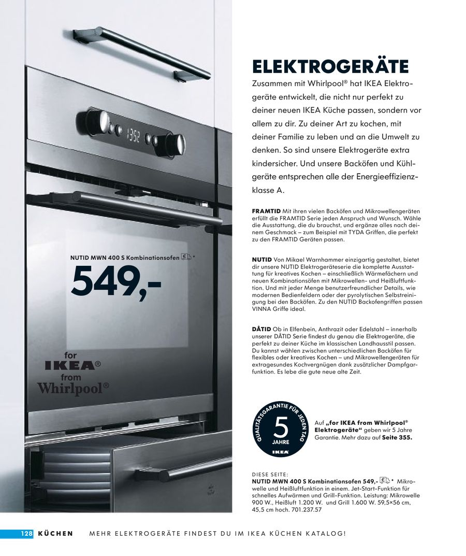 Ikea Garantie Auf Kuchengerate