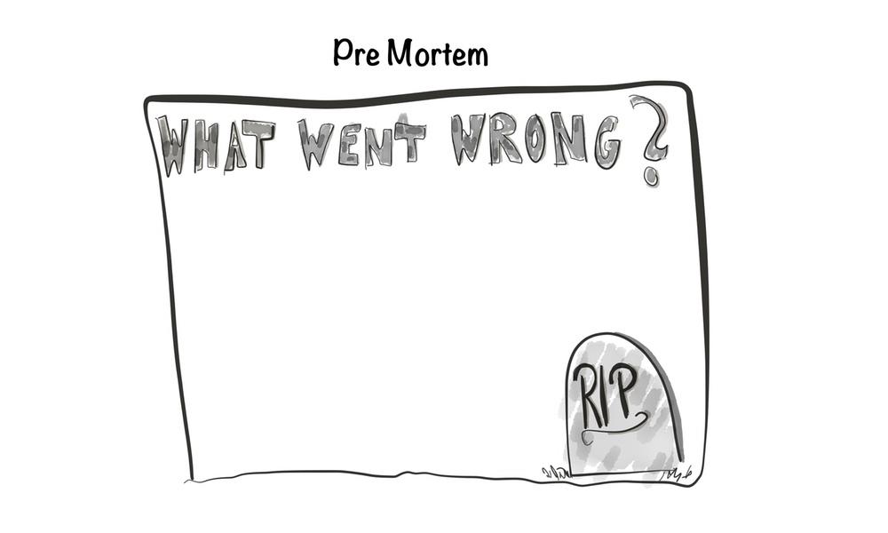 Framework No 7: The Pre Mortem
