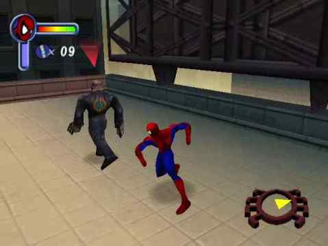 Spiderman game - just download and play in pc