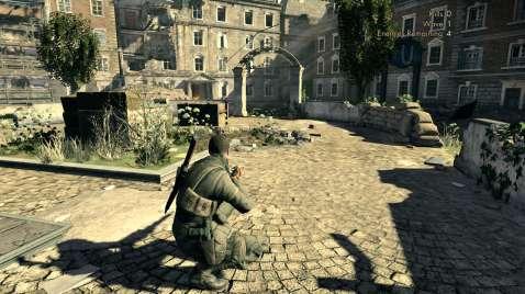 sniper elite V2 highly compressed download for pc