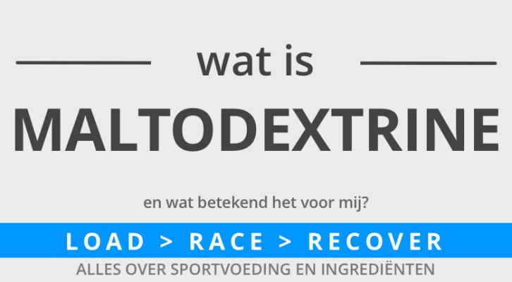 LoadRaceRecover-maltodextrine