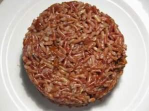 orez rosu cu ansoa si capere