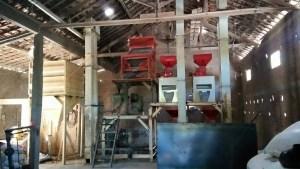 bengkel box tampungan gabah di Kota Cirebon