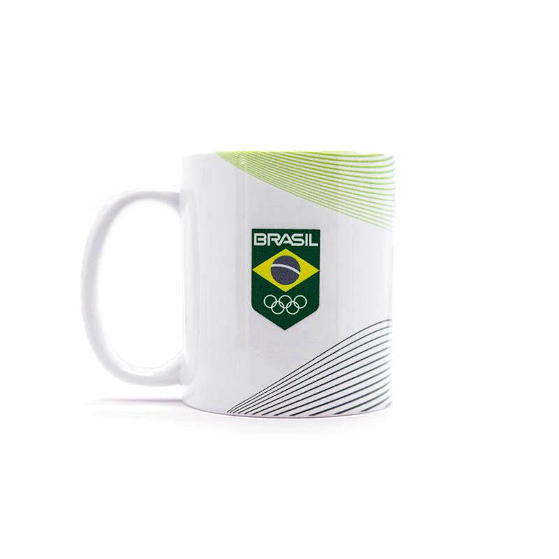 Caneca Cerâmica Time Brasil