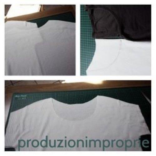 scollo maglietta