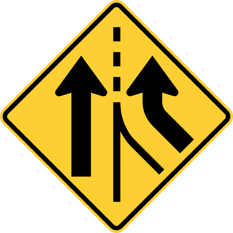 Merge road sign: Technical writing is merging with instructional design