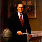 41 George Herbert Walker Bush