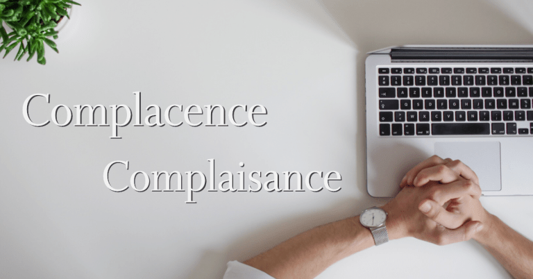 Complacence and Complaisance