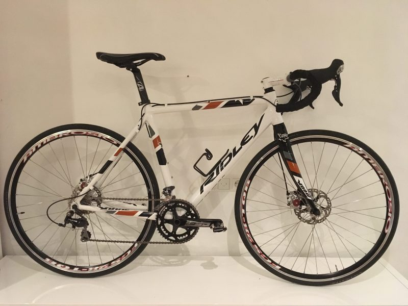 Ridley X-Bow Shimano 105 Disc