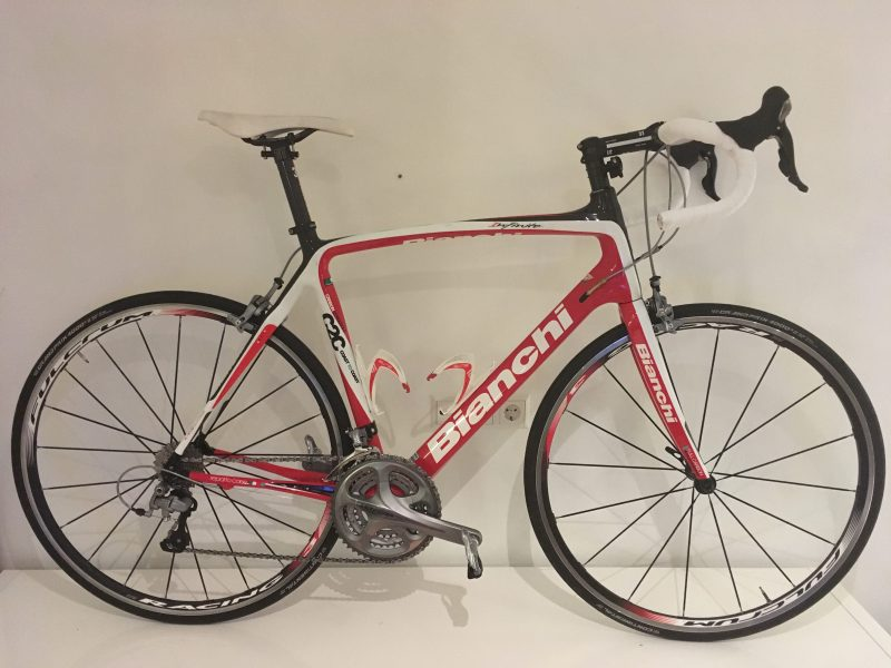 Bianchi Infinito Carbon Shimano Ultegra Triple