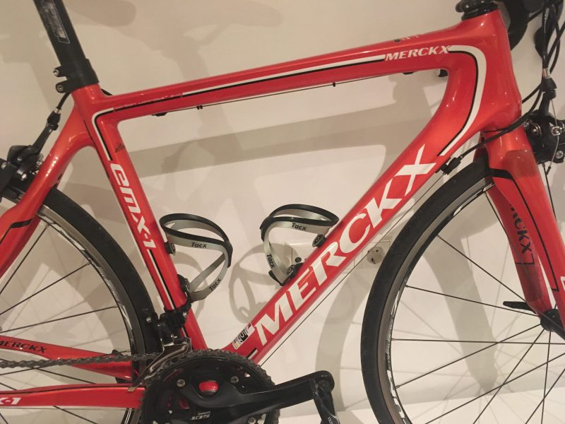 Eddy Merckx EMX-1 Shimano 105 Triple Carbon