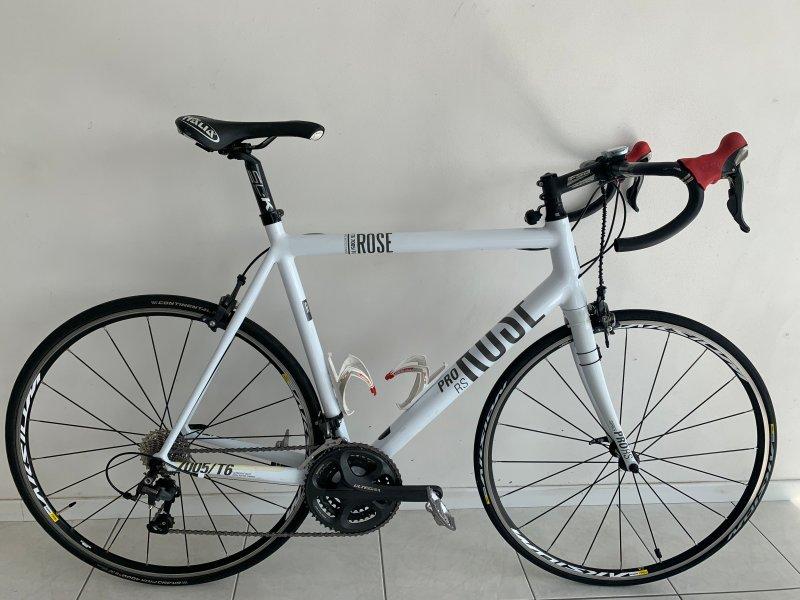 ROSE PRO-SL Shimano Ultegra Triple