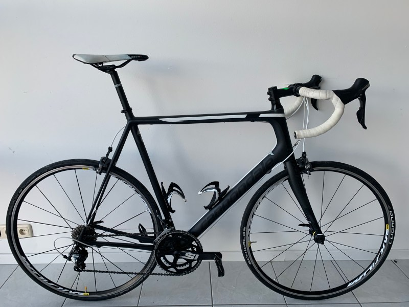 Cannondale Supersix Evo Carbon Shimano Ultegra